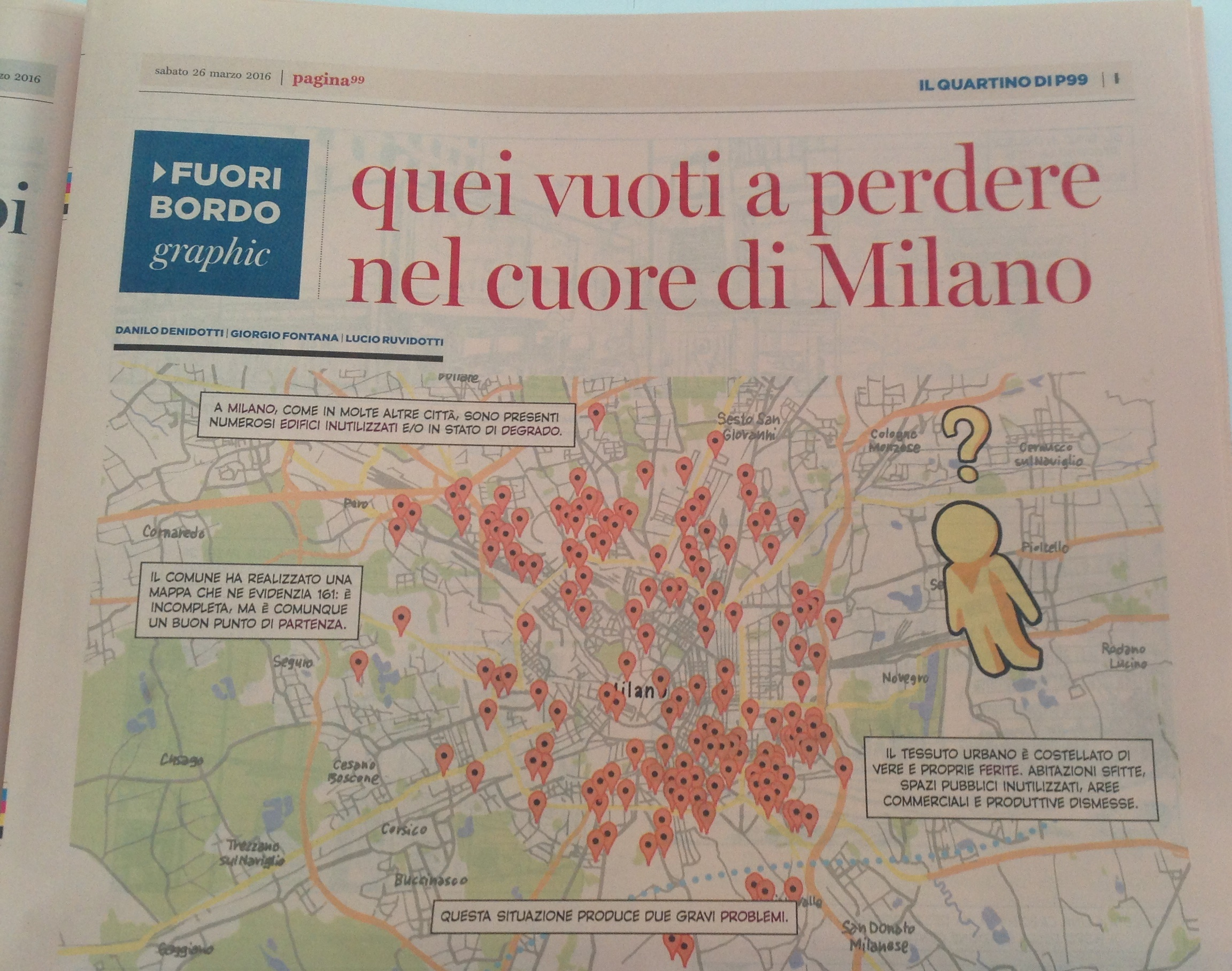 vuoti a perdere graphic journalism